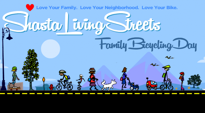 Family Bicycling Day 2014