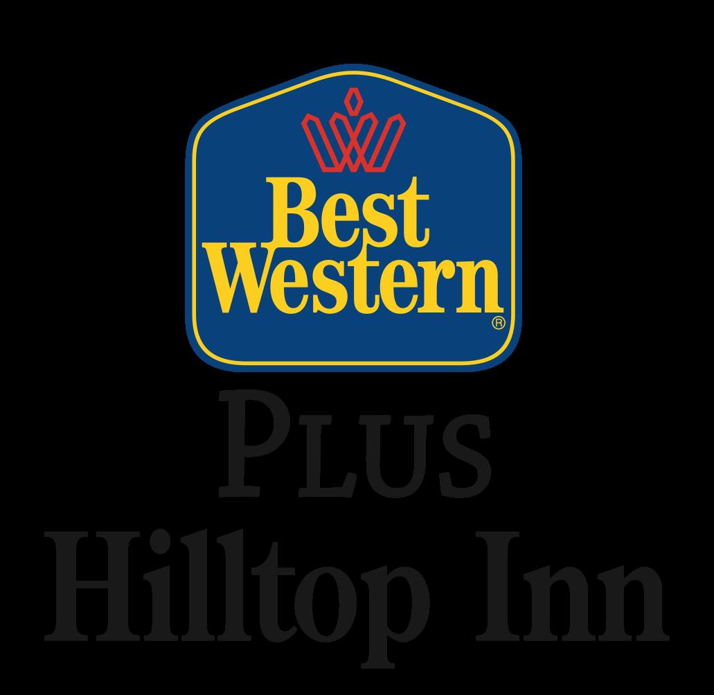best west plus hilltop inn logo