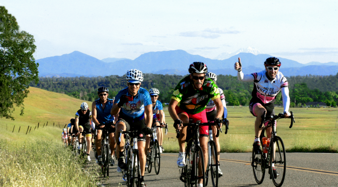 Lassen foothills cycling adventure for everyone, October 10