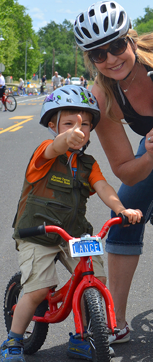 kid bike crop long