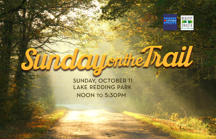 Enjoy the trail and then stop by for food, music and ...