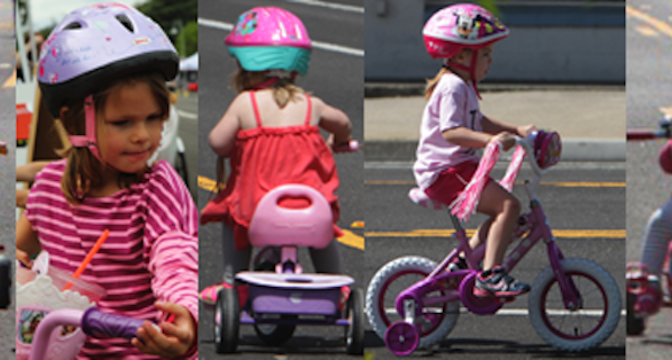 Kids, bikes, smiles and fun for everyone – It's Kidical Mass!