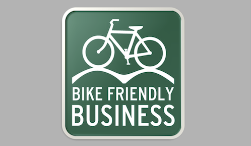 Who is the bike-friendliest employer in Shasta County?