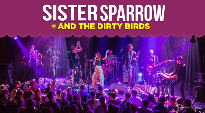 Sister Sparrow! Downtown Festival at Sunset Aug 9