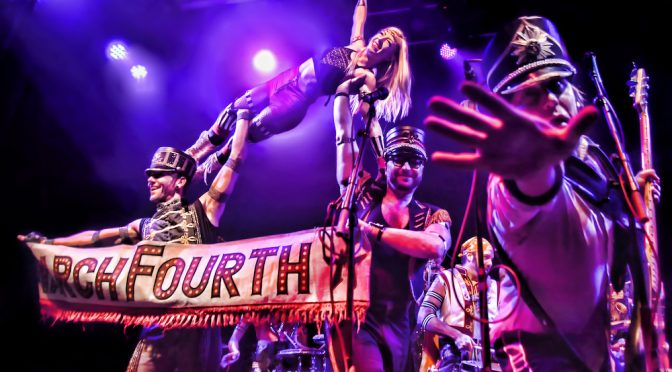 MarchFourth! Friday Sept 20th