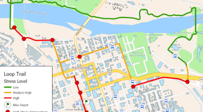 Exploring The Downtown Connector Loop Trail